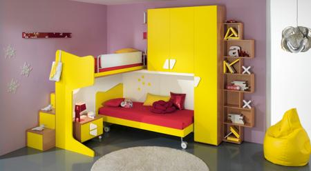 Немецкая мебель в детскую германия